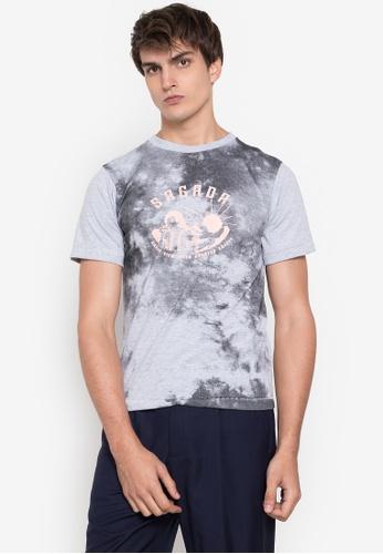 Artwork grey Sagada Coffee T-Shirt B375DAA7BBFC47GS_1