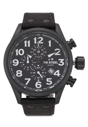 TW Steel black Volante VS43 Watch 46F91AC3964504GS_1