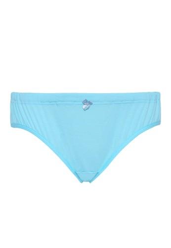 TULIP blue Tulip Mini Panty Maternity Masa Kehamilan - Blue 52CB4US77107DBGS_1