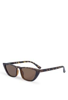 2deb8be867d8 Vienna Short Frame Cat Eye Sunglasses 27B34GL88C3361GS 1