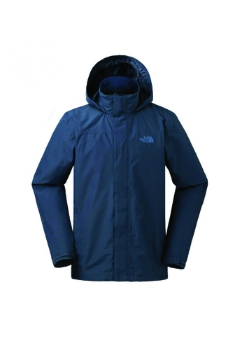 6edfcc5cf18e The North Face navy The North Face M Sangro Plus Jacket - Ap Urban Navy  B71FEAA2F93739GS 1
