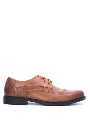 Gibi brown Sum Dress Shoes CCE40SH3EE61B7GS_1