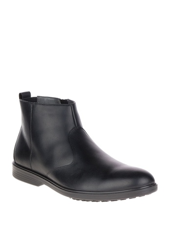 Shop Hush Puppies Ogden Ledger Waterproof Boots Online on ZALORA Philippines 322e72cf75