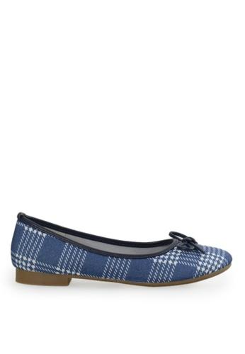 Footspot blue FOOTSPOT - Ballerina Shoes A7570SHDDBC021GS_1