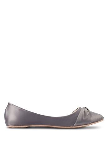 Spiffy grey Casual Flats SP352SH28SEDMY_1