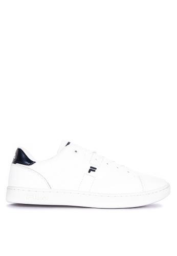 Fila white Clemente Sneakers B49AESH68AE4FDGS_1