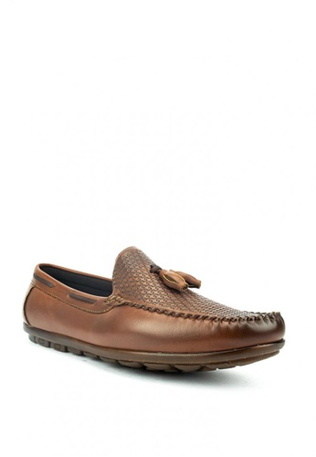 Cardam's Lifestyle brown Jock Casual Shoes F2A4ASH1A190E2GS_1