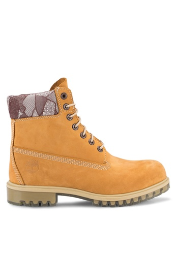 Timberland brown TPU Outsole 6 Inch Premium Boots TI063SH34PJXMY_1