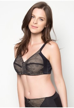 Full Cup Lacey Bra