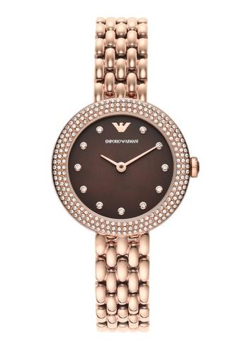 EMPORIO ARMANI gold Watch AR11418 7B10EACE884756GS_1