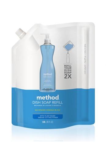 Method method dish soap refill - sea mineral 1L 754D4ESABAEC11GS_1