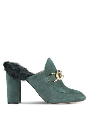 ALDO green Umarella Heels AL087SH0RPIXMY_1