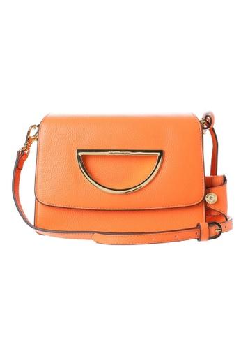 Samantha Thavasa Samantha Thavasa Violet D Corey Leather Bag (S) DD1CBAC648CDD0GS_1