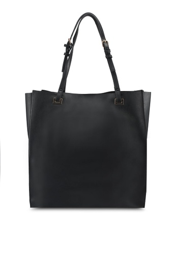 Mango black Shopper Bag B4553AC0B500CDGS_1