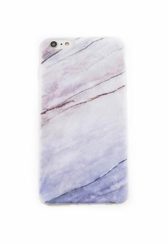 Fancy Cellphone Cases multi Marble Soft Case for iPhone 6plus/6splus FA644AC87MRKPH_1