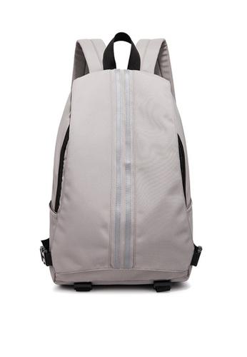Twenty Eight Shoes grey VANSA Fashion Multipurpose Backpacks  VBW-Bp9209 0BE19ACD0E6693GS_1