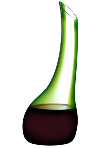 Riedel Riedel Decanter Cornetto Confetti Green 1977/13G 2FC67HLB0E99E3GS_1