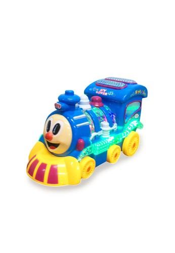 figoltoys ChooChoo Train 9555DTHC296DD4GS_1