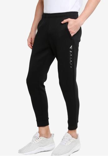 361° black Running Series Knit Pants 37853AA6EC56FDGS_1