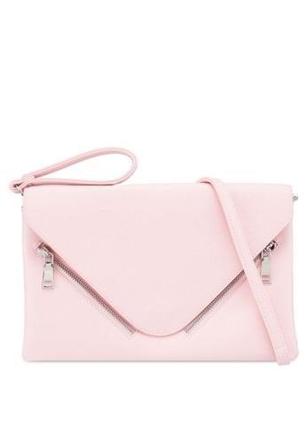 PLAYBOY BUNNY pink Playboy Bunny Clutch/Sling Bag 7ED8EAC3EAE415GS_1