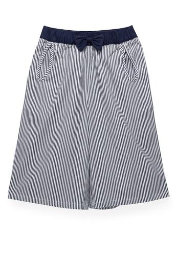 Kingkow grey Striped Capri Pants 2.5-12 years E080EKA22873B3GS_1