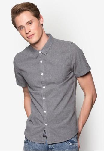 休閒短袖襯衫, esprit holdings limited服飾, 襯衫