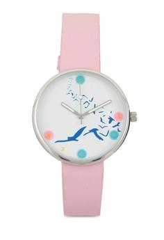 Artist Coloured Watch