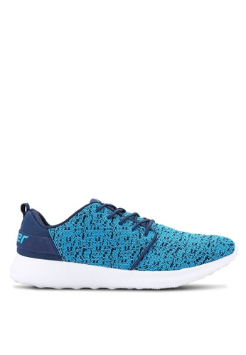 Power blue Athletic Shoes PO160SH0RE01MY_1