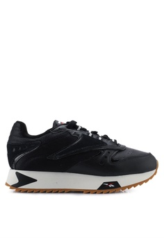on sale 12bd0 51a41 Reebok black Classic Leather Alter The Icons 90 s Shoes CB240SH2991FE5GS 1
