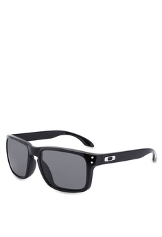 94e1922ac9e5 Oakley black Performance Lifestyle OO9244 Sunglasses 5E1CFGLFA3EB52GS 1