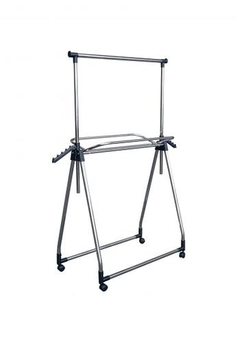 San-Yang Furniture black Clothes Rack 13379HL6AA73D1GS_1