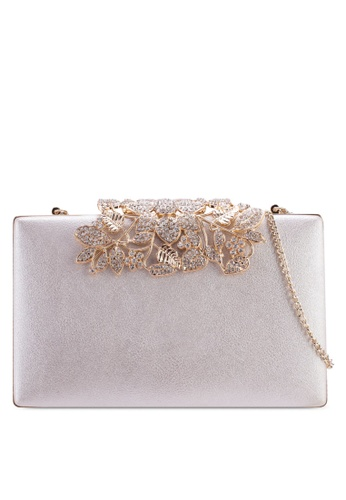 c3533383f9 Forever New beige Charlotte Clutch Bag 1496CAC109D514GS 1