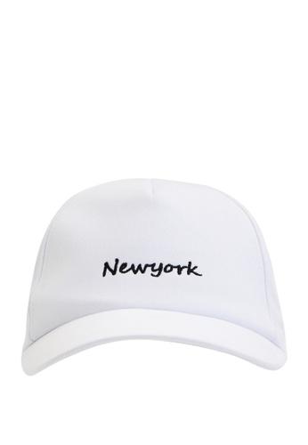 DeFacto white Man Hat 67265AC20C81E5GS_1