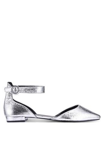 Buy Miss Selfridge Fae Ankle Strap Ballet Zalora Hk