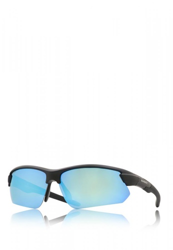 Sorrento black HD Polarized Sunglasses Hyperflyer #19S6 8E137GLA76B3C4GS_1