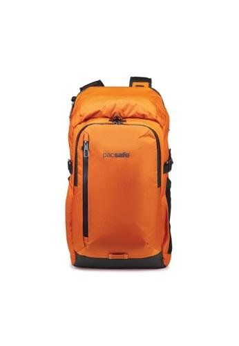 Pacsafe orange Pacsafe Venturesafe X30 Anti-Theft Backpack (Burnt Orange) CC55AACB1A73BAGS_1