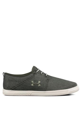 Under Armour green UA M Street Encounter IV Shoes 3DB28SH97D5FA1GS_1