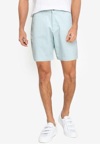 Hollister blue 7 Inch Shorts A4AE2AAEAC4AD7GS_1
