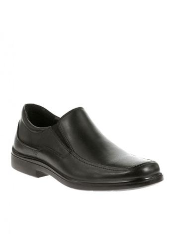 Hush Puppies black James Streetsmart II Formal Shoes 9605BSHBAED287GS_1