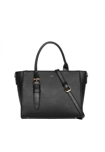Bata black Women's Sling Bag CFCB3AC59CFE14GS_1