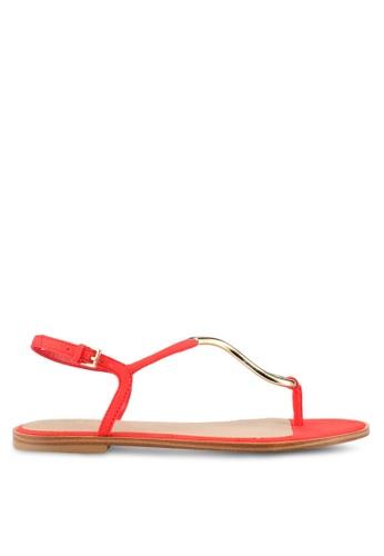 ALDO red Mellina Sandals AL087SH0S72DMY_1