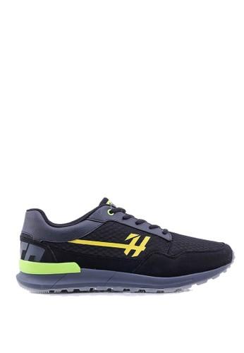 Sogno black Shoes Male Orion Black  - H 5107 E2BC5SH8A8F179GS_1