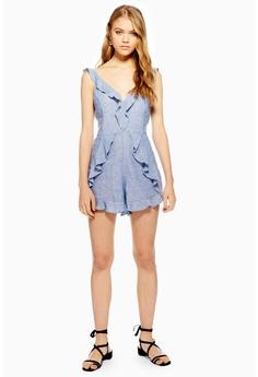 17540c454e97 Shop TOPSHOP Playsuits   Jumpsuits for Women Online on ZALORA ...
