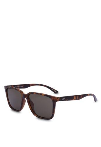 Le Specs brown Fair Game 1802163 Sunglasses C36DFGL567912BGS_1
