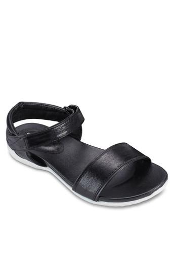 繫帶繞踝涼鞋, esprit outlet台北女鞋, 鞋