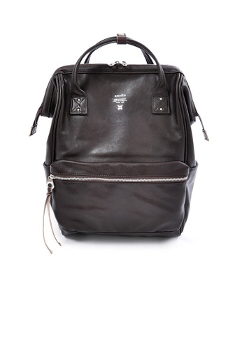 Anello brown anello Regular Premium PU backpack 03980AC55D8A6EGS_1