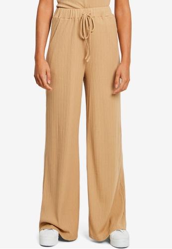Calli brown Everyday Pants 8D0DAAAAEFAD0FGS_1