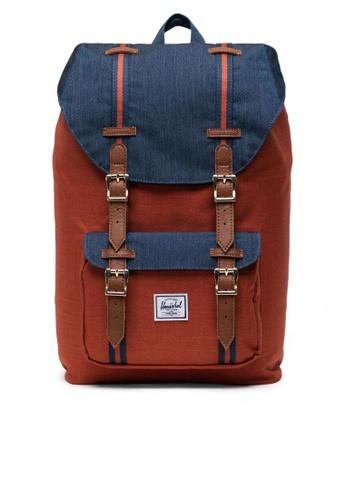 Herschel multi Backpack Little America  Crosshatch 214EEAC4795C01GS_1