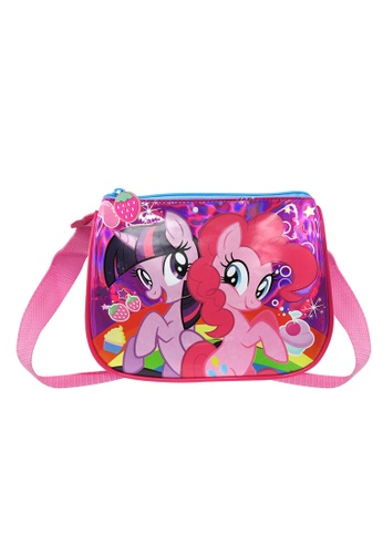 My Little Pony pink My Little Pony Shinning Star Sling Bag 86C8DKC9DDBA8DGS_1