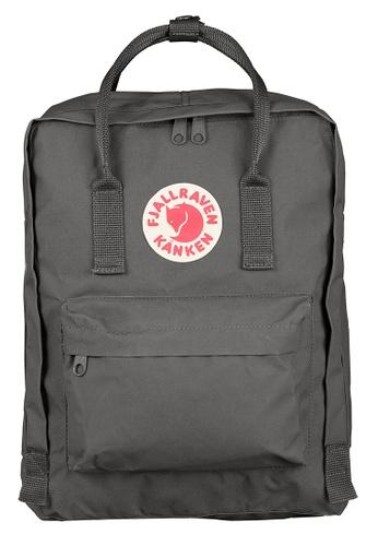 Fjallraven Kanken grey Super Grey Kanken Classic Backpack 51B05ACF2B7269GS_1
